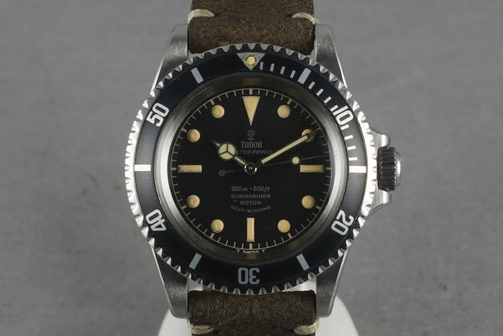 1966 Tudor Submariner 7928 photo