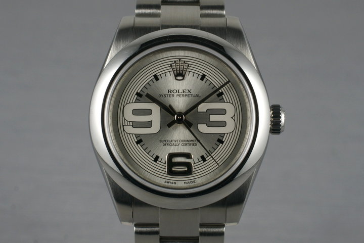 2007 Rolex MidSize Oyster Perpetual 177200 photo