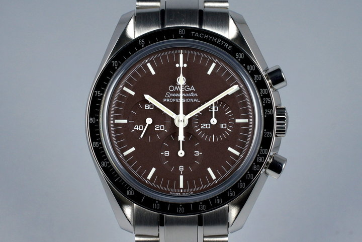Omega Speedmaster Moonwatch 311.30.42.30.13.001 with Box photo