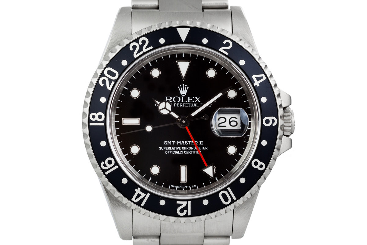 1995 Rolex GMT-Master II 16710 photo, #0