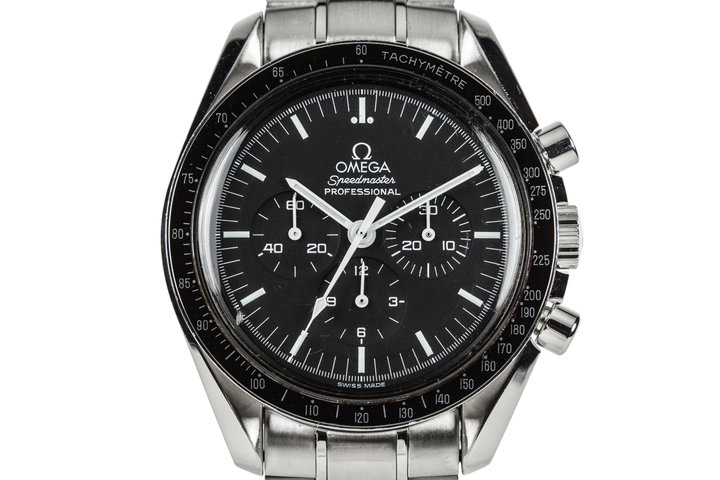 Omega Speedmaster Professional 3570-50 with Box and Papers photo