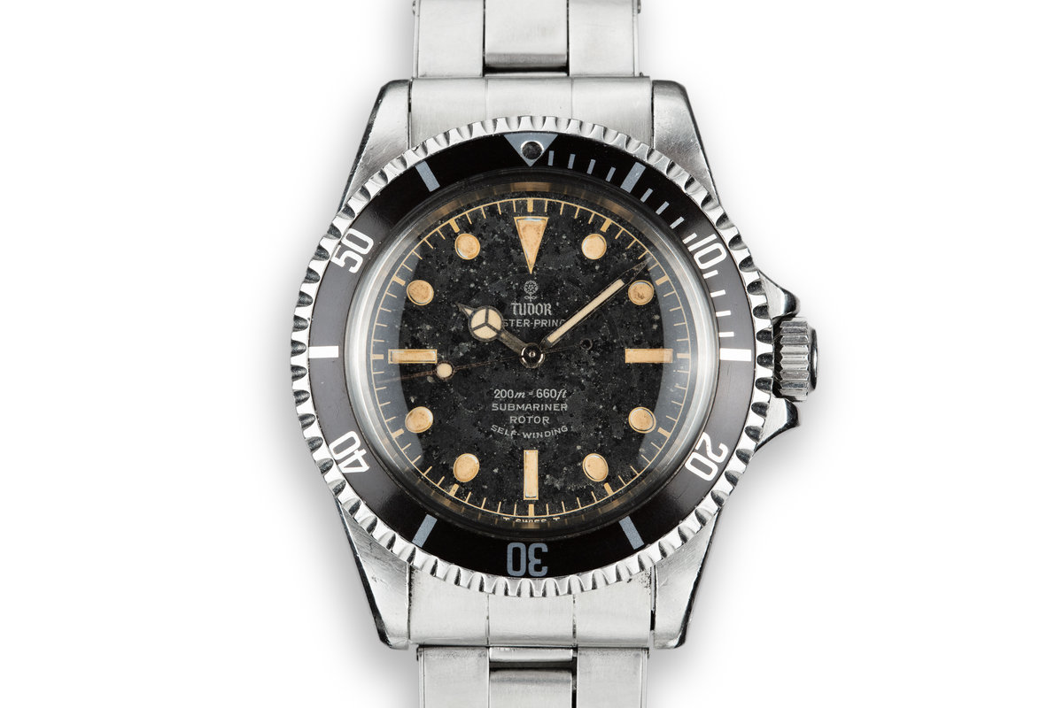 1964 Tudor Submariner 7928 Gilt Dial photo, #0