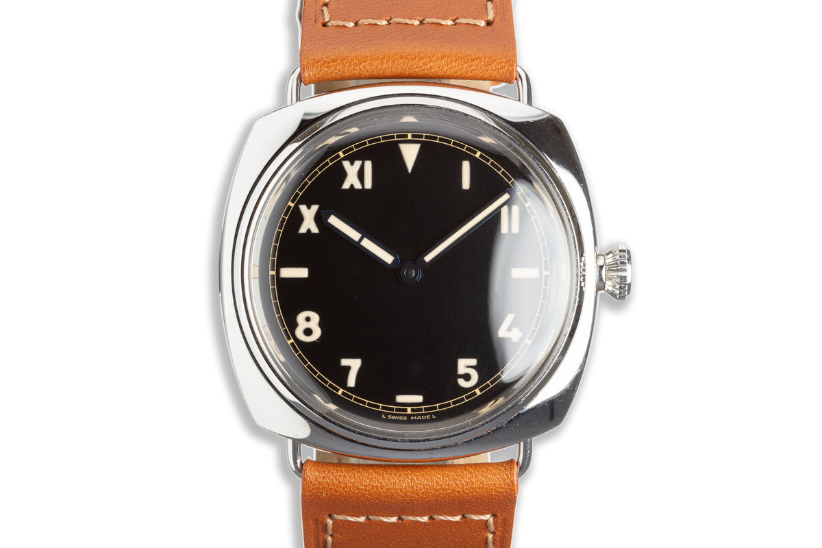 2007 Panerai Radiomir PAM 249 OP6675 with Box & Papers photo, #0