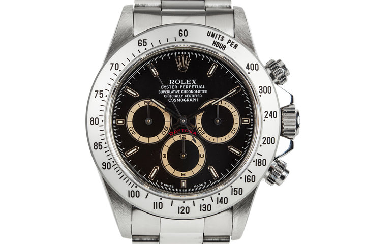 1995 Rolex Daytona 16520 with Box and Papers photo