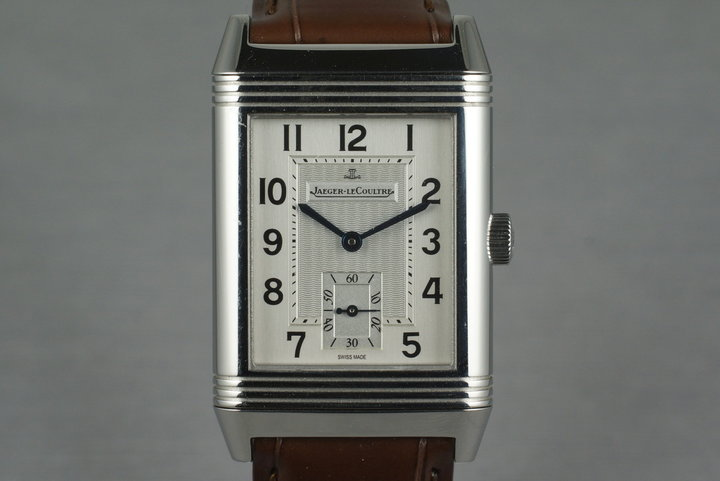 2011 Jaeger-Lecoultre Reverso Grande Taille with Box and Papers photo