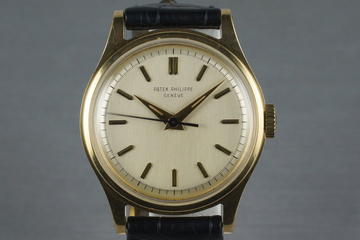 Vintage Yellow Gold Patek Philippe Ref: 2508 photo