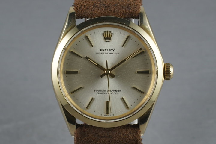 1967 Rolex Oyster Perpetual 1002 photo