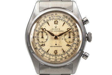 1946 Rolex Oyster Chronographe Ref: 4500  photo