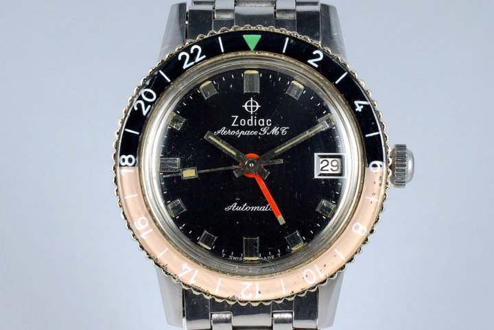1970's Zodiac Aerospace GMT 752-934B photo