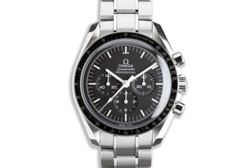 Omega Speedmaster Professional 311.30.423.001 Box & Card photo