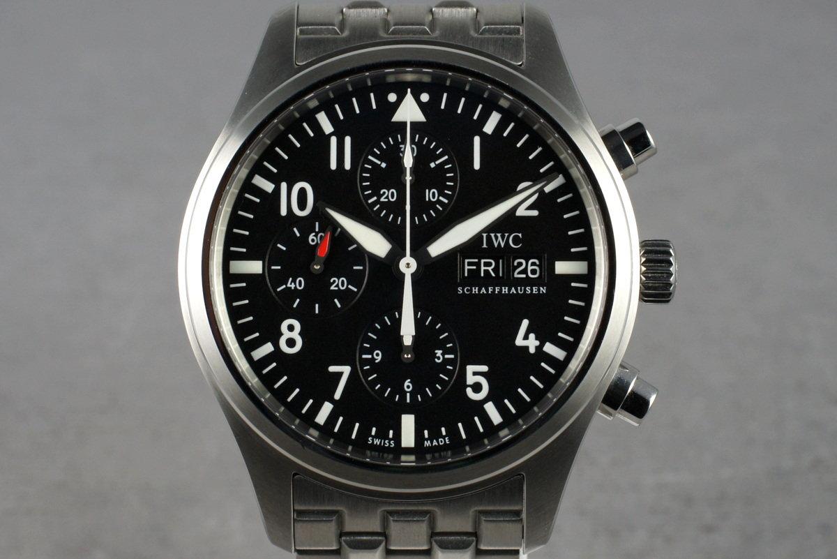 IWC Pilots Chronograph IW371704 photo, #0