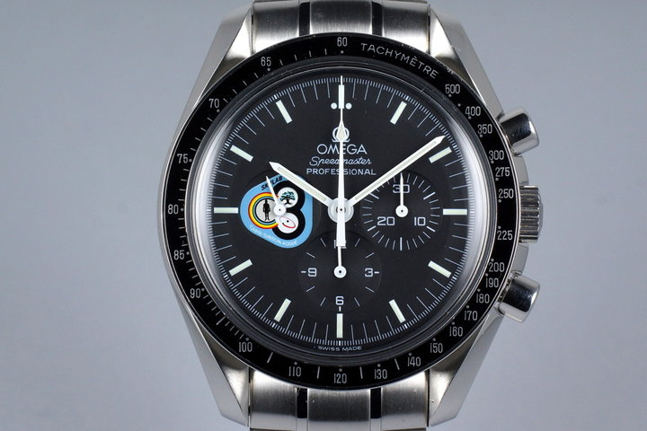 1997 Omega Speedmaster Skylab III 3597.23 Missions Series with Papers photo
