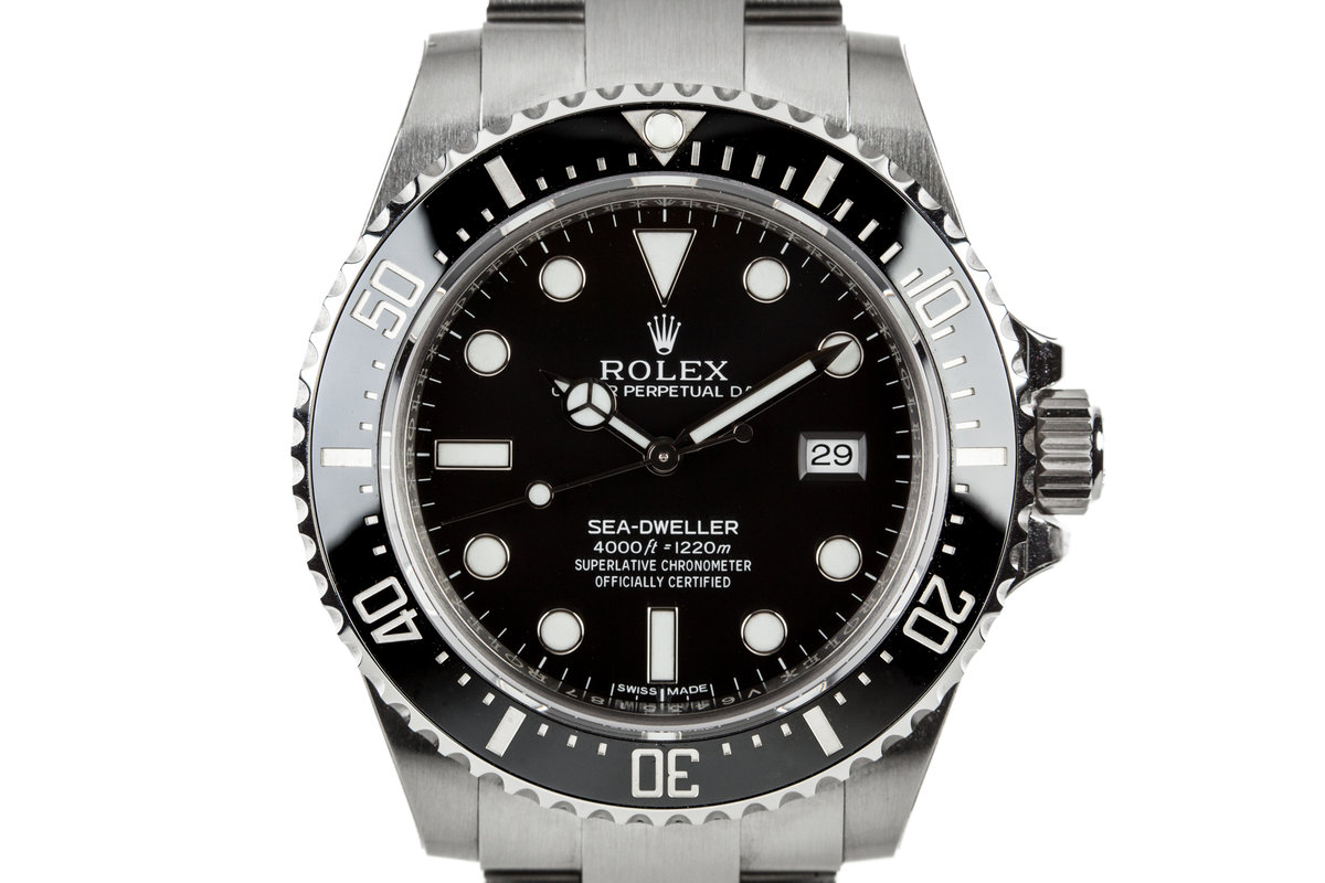 2009 Rolex Sea-Dweller 116600 with Box and Hang Tags photo, #0