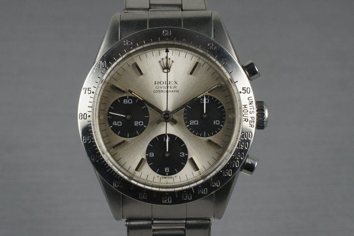 1964 Rolex Daytona 6239 with Silver Dial photo