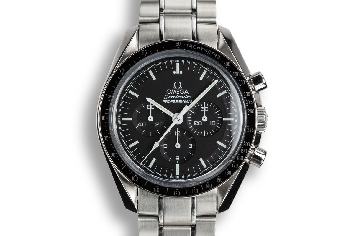 2011 Omega Speedmaster 3573.50 Professional with Box and Papers photo, #0
