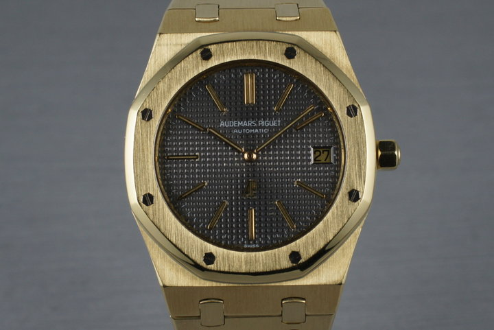 Audemars Piguet Royal Oak Jumbo Vintage First Series 5402 photo