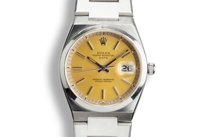 1978 Rolex Oyster Date 1530 photo