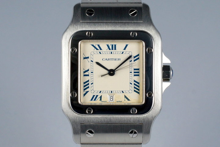Cartier Santos 987901 Quartz photo