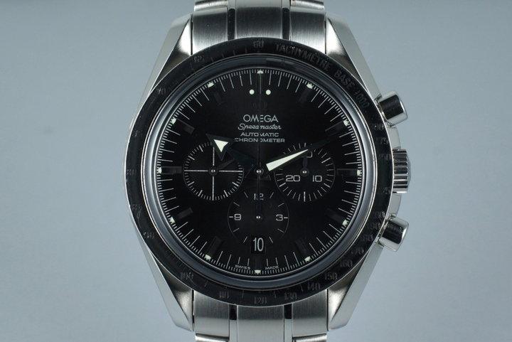 2001 Omega Speedmaster Broad Arrow Automatic 3551.50 Calibre: 3303 photo