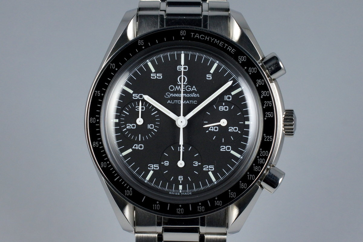 1999 Omega Speedmaster Reduced 3510.50 with Box photo, #0