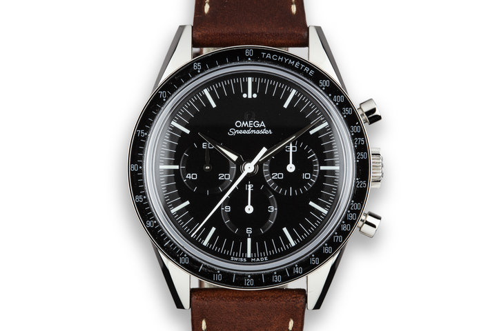 2015 Omega Speedmaster MoonWatch 311.32.40.30.01.001 with Box and Papers photo