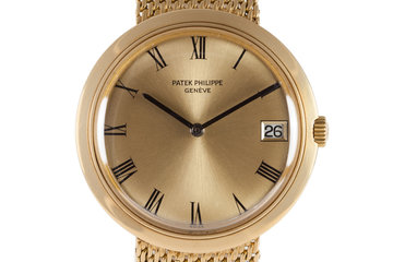 Patek Philippe 18K Yellow Gold 3565 Automatic photo