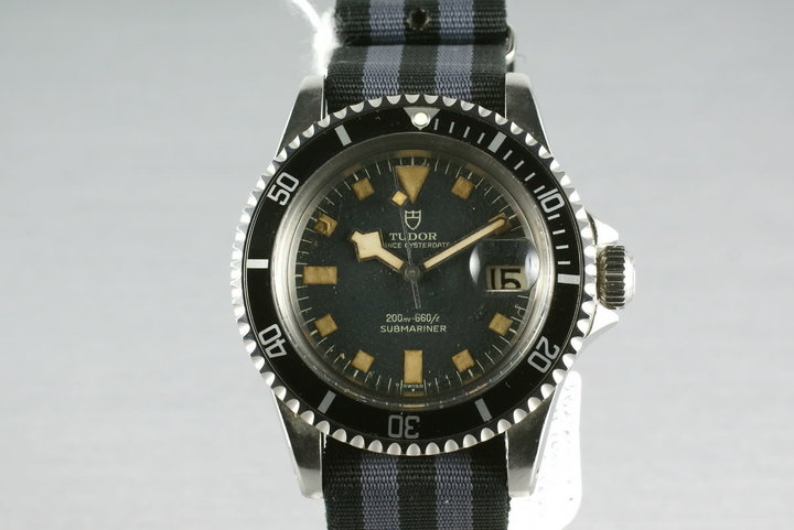 Tudor Submariner Snowflake 94110 photo