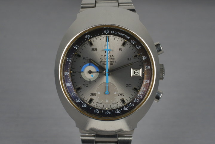 1970 Omega Speedmaster Mark III 176.002 photo
