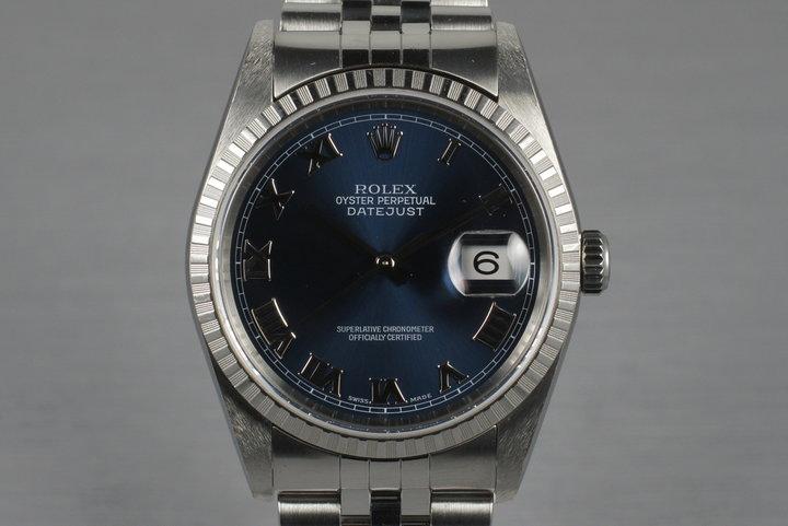 2003 Rolex Datejust 16220 photo