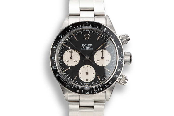 1975 Rolex Daytona 6263 with Black Sigma Dial photo