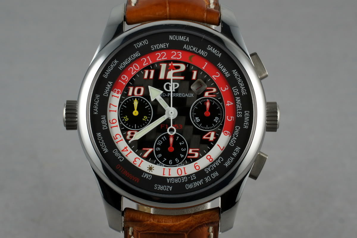 Girard-Perregaux Ferrari F1 053 World Time 49800 photo, #0