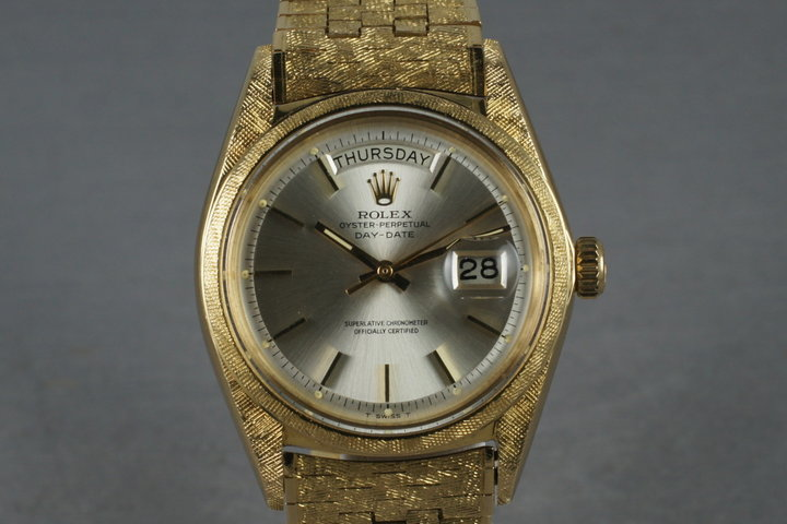 1966 Rolex 18K YG DayDate President 1806 photo