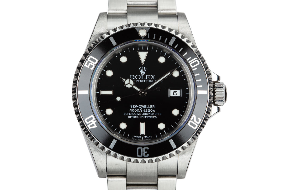 2003 Rolex Sea-Dweller 16600 photo, #0