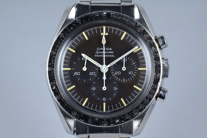 1965 Omega Speedmaster 105.012 Pre-Moon 321 Tropical Dial photo