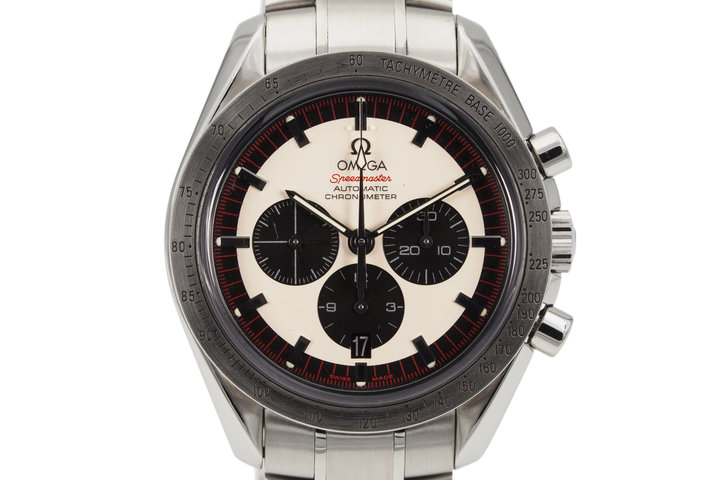 Omega Speedmaster 3559.32.00 Legend Michael Schumacher Edition photo