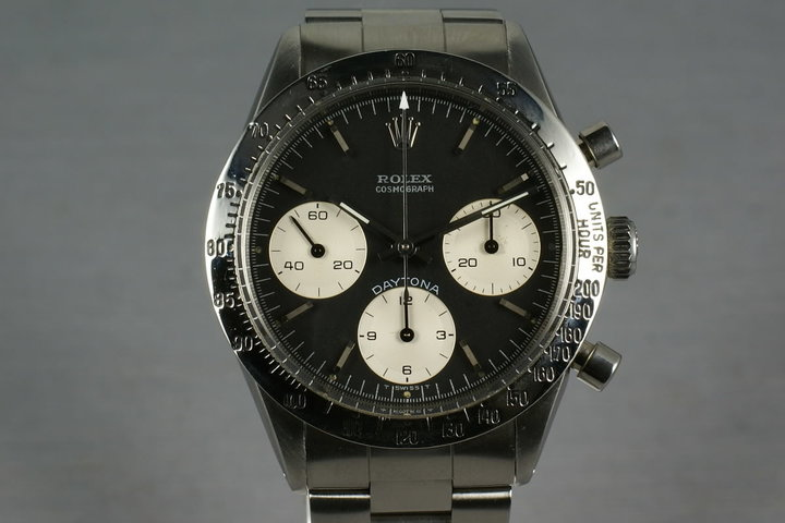 Rolex Daytona  6262 with Rolex Service Papers photo