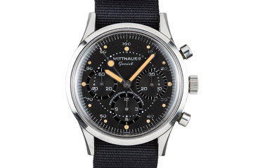 Vintage Wittnauer 242T Chronograph photo