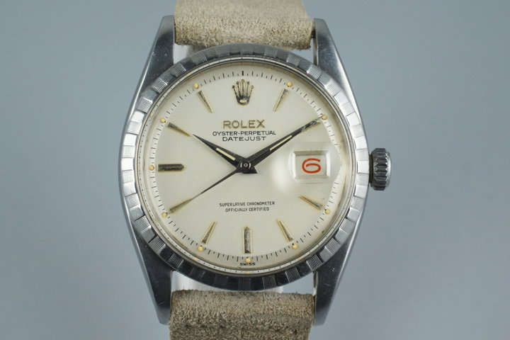 1957 Rolex DateJust 6605 photo