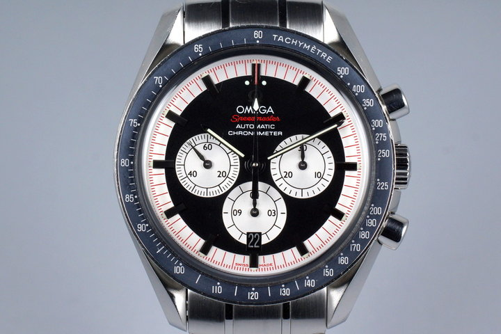 2007 Omega Speedmaster 3507.51 Michael Schumacher photo