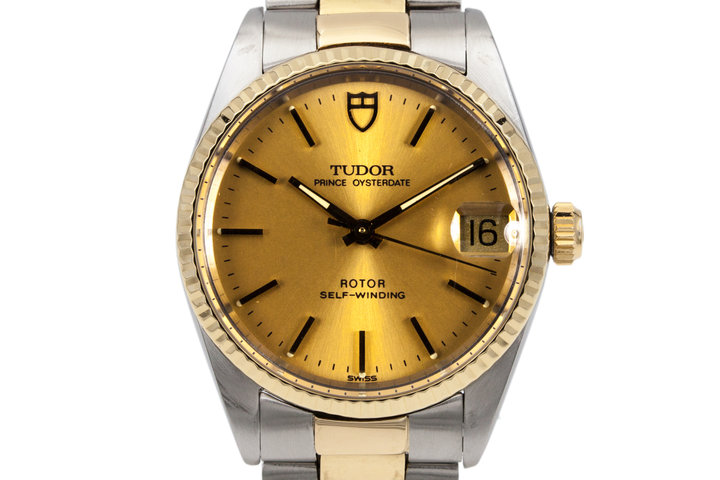 1990 Tudor Prince Oysterdate Midsize photo
