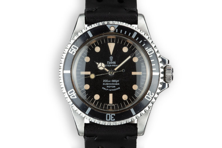 1968 Tudor Submariner 7016 Oyster Prince photo