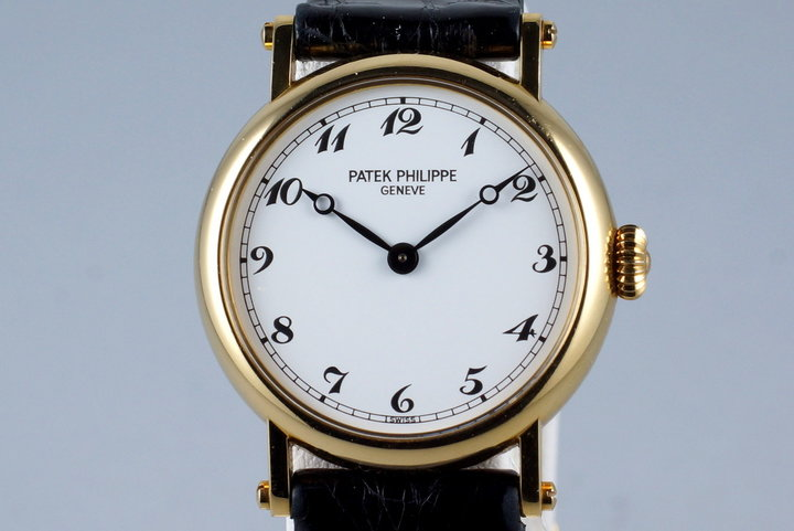 Patek Philippe Ladies YG 4860J with Box photo