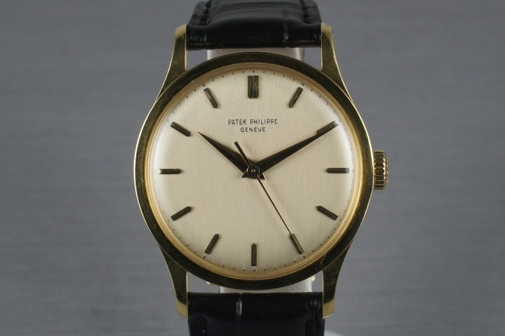 Patek Philippe Vintage Calatrava 570 photo