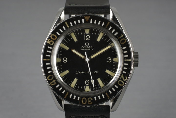 1966 Omega 165.024 Seamaster 300 Caliber 550 photo
