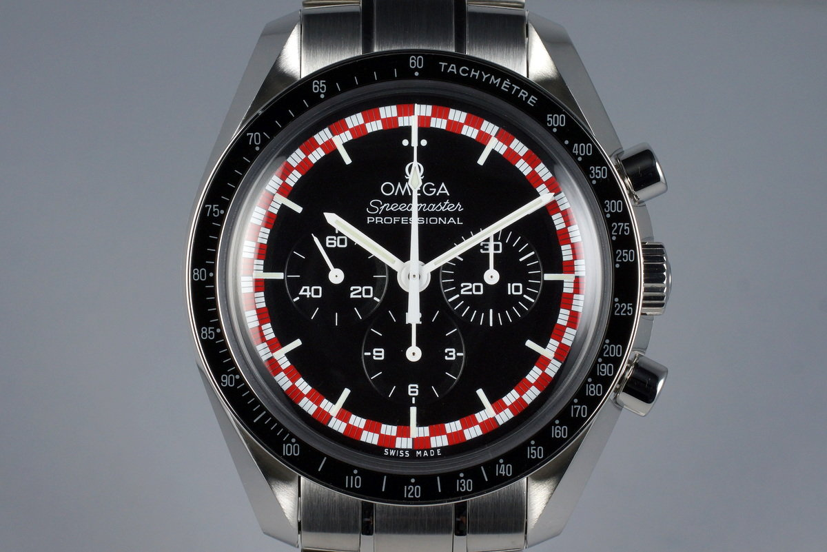 2013 Omega Speedmaster 311.30.42.30.01.004 Racing 'Tin Tin' Dial with Card photo, #0