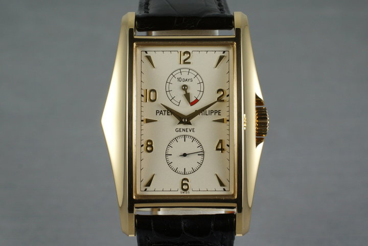 2000 YG Patek Philippe 5001 J 10 Days Power Reserve photo