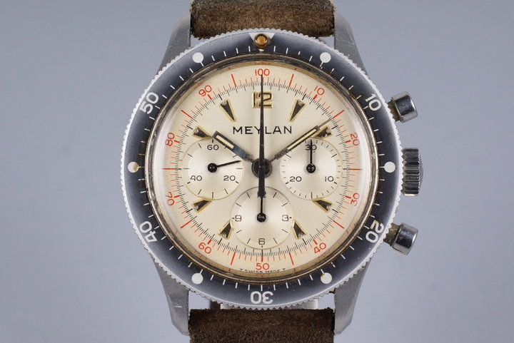 1960's Meylan Chronograph 816A photo