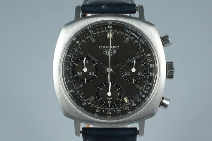 Vintage Heuer Camaro 7220 photo
