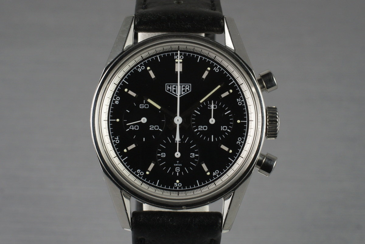 Tag Heuer Carrera Ref: CS3111 with Box and Service Papers photo, #0