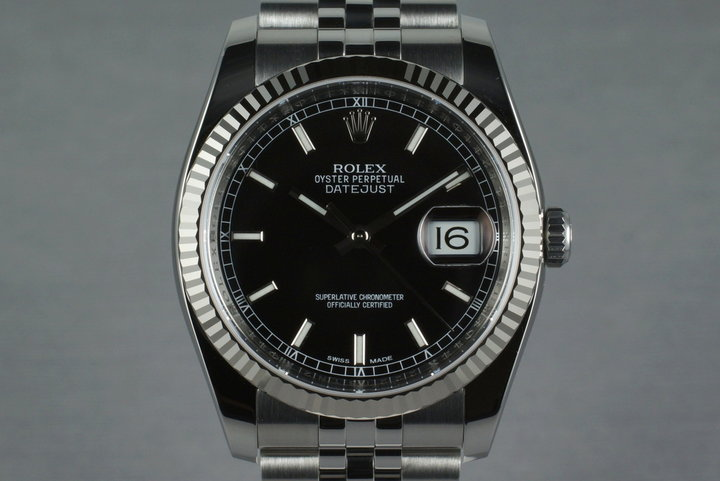 2015 Rolex DateJust 116234 photo